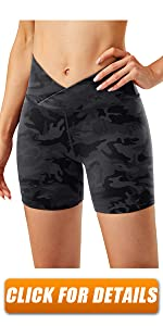 womenamp;#39;s cross wasit biker shorts