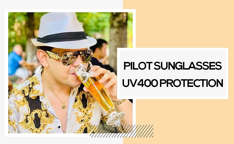 Fashion design HD sunglasses