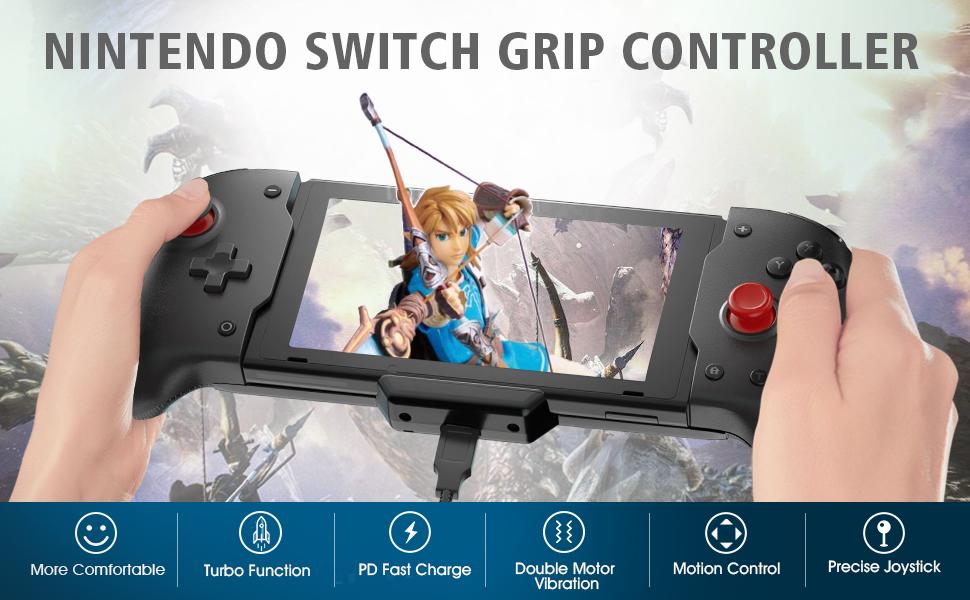 Switch Ergonomic controller