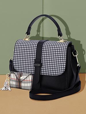 stachel shoulder handbag for women