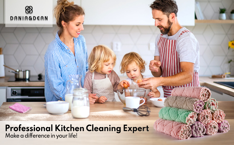 dish wash cloths