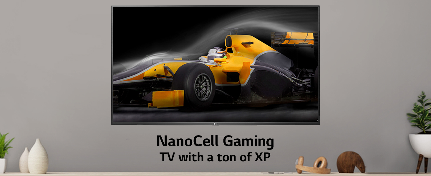 nancell gaming tv