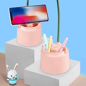 desk lamp with phone holder cute desk lamp kawaii desk lamp