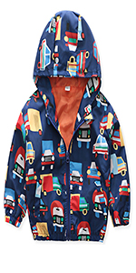 kid windbreaker jacket