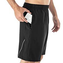 Side Zipper Pocket