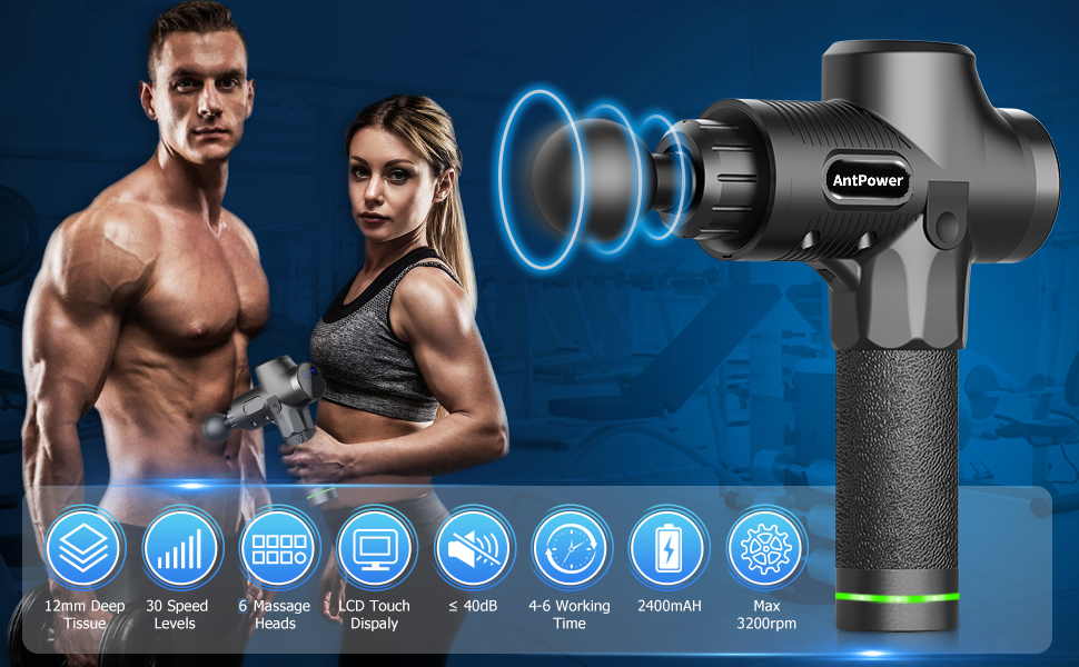 AntPower Massage Gun