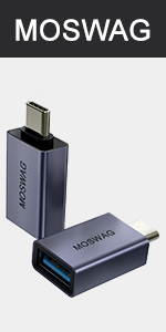 usb c male to usb female adapter