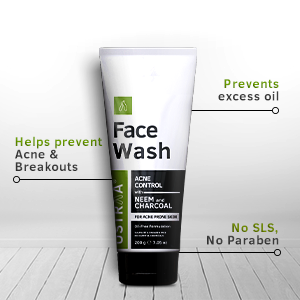 Prevents excess Oil, Helps prevent Acne & Breakouts