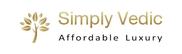 simply vedic logo premium cold pressed soaps