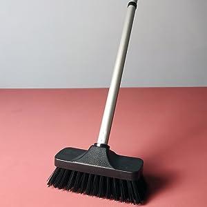 Small Push Broom Brush