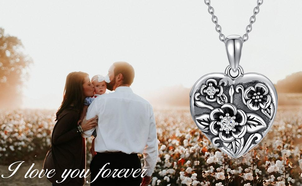 picture necklace for women