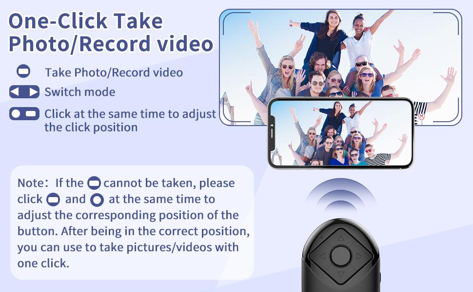 Remote control camera guide