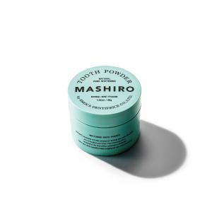 MASHIRO マシロ ホワイトニング パウダー 薬用 歯磨き粉 はみがき粉