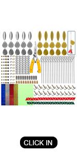 Spinner Bait Making Kit