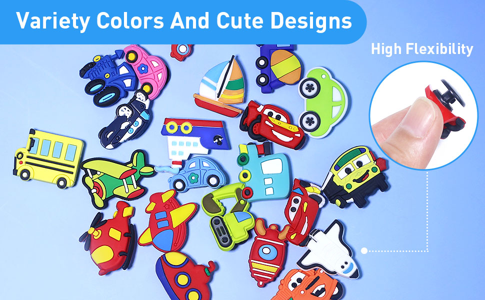 Variety Colors and Cute Designs