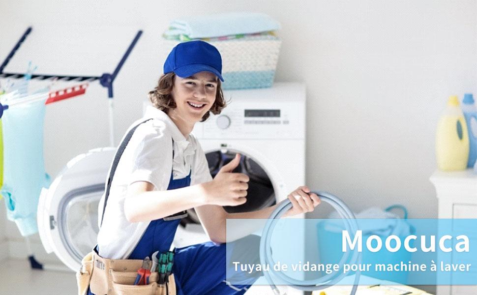Tuyau de vidange pour machine à laver