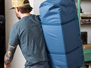 folded travel bag playpen playard room joovy