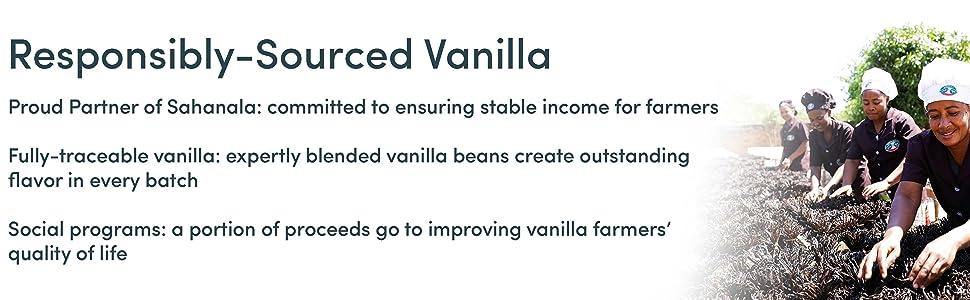 Rodelle, Vanilla, Vanilla Extract, Pure Extract, Vanilla Flavor, Vanilla Beans, Baking, Holiday