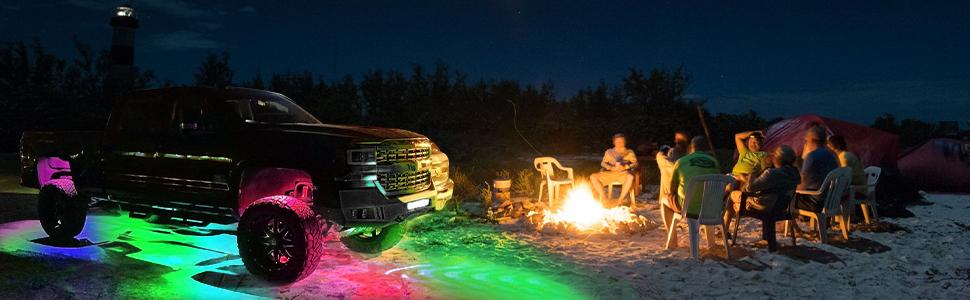 Rock Lights for Trucks