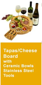 Tapas Cheese Board Set