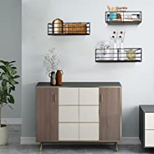 Wall Shelves for Kitchen