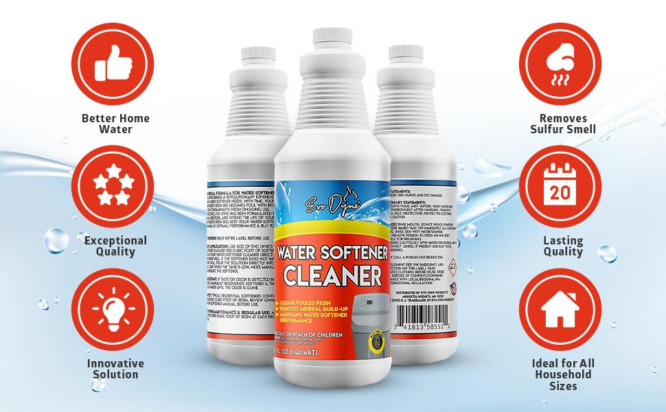 whirlpool water softener cleaner