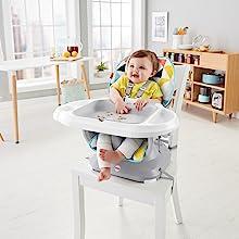SpaceSaver High Chair