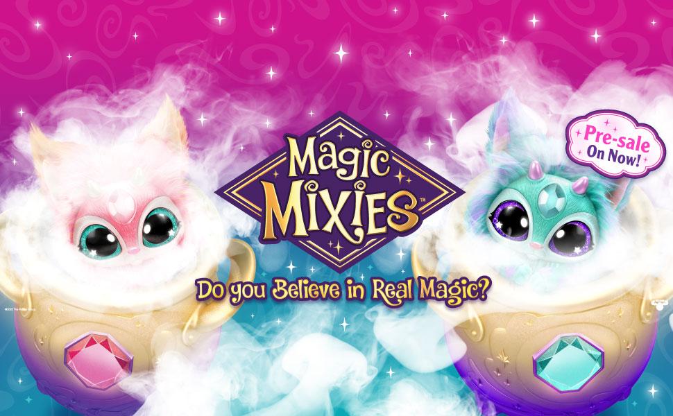 Magic Mixies Magic Cauldron - Magic Mixies' Do you believe in real magic Ad