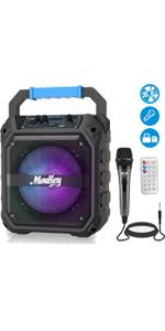 bluetooth portable karaoke machine