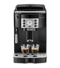エントリーモデル デロンギ全自動コーヒーメーカー マグニフィカS ミルク泡立て 手動 ブラック