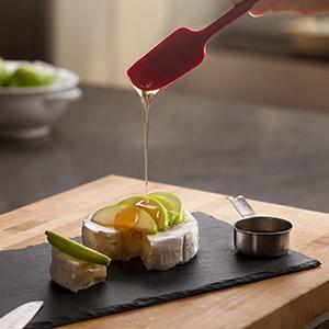 mini silicone spatulas