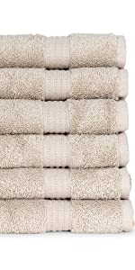 TowelSelections Blossom Collection Soft Towels