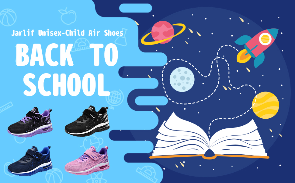 air shoes for kids