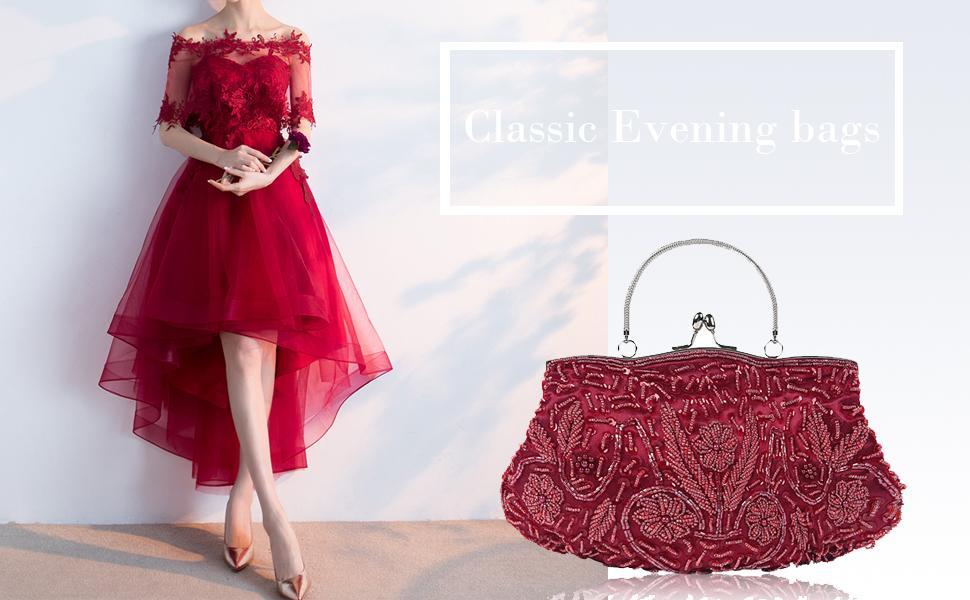 iToolai evening bags for women