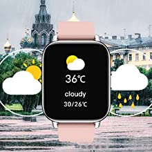 Smart watch for Android Phones iPhone