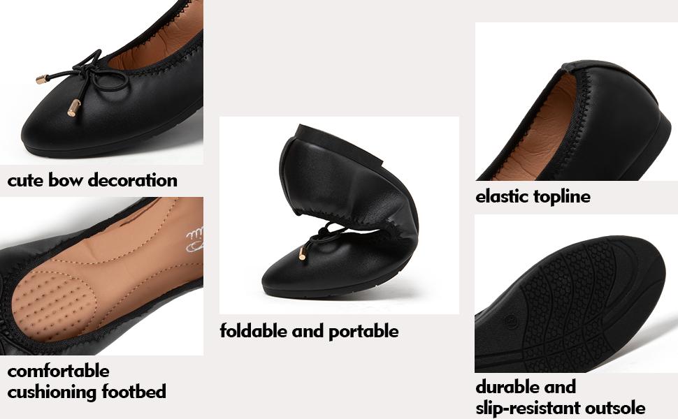 women ballet flat shoes