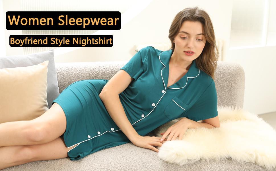 women nightshirts
