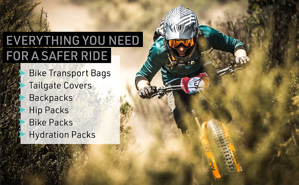 everything you need for a safer ride