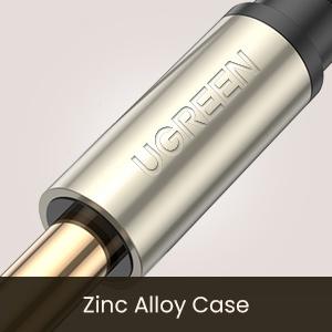 Zinc alloy case