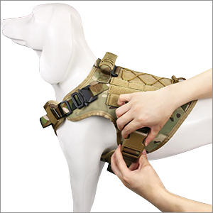 Tactical Dog Harness