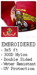 VSVO US Military USMC Flags