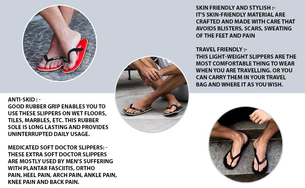 SPN-ONL, orthopedic walking outdoor footwear for women, slipper, soft slipper for knee pain backache