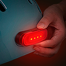 magnectic rear light
