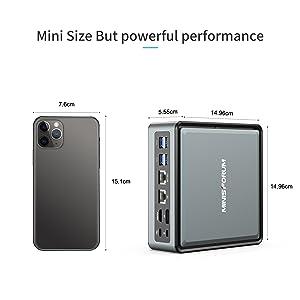 HM50 mini size but powerful