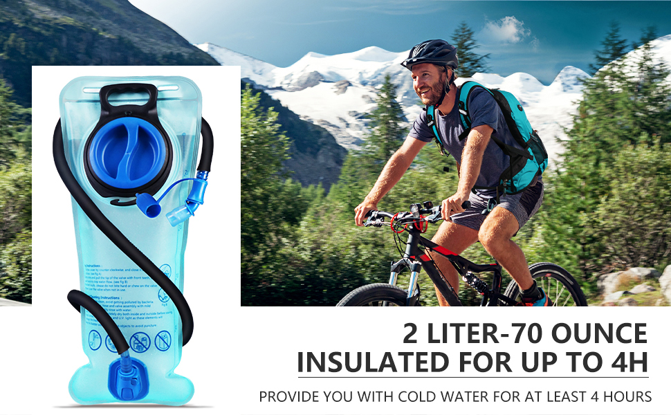 hydration pack insulated hydration backpack 2l hydration backpack