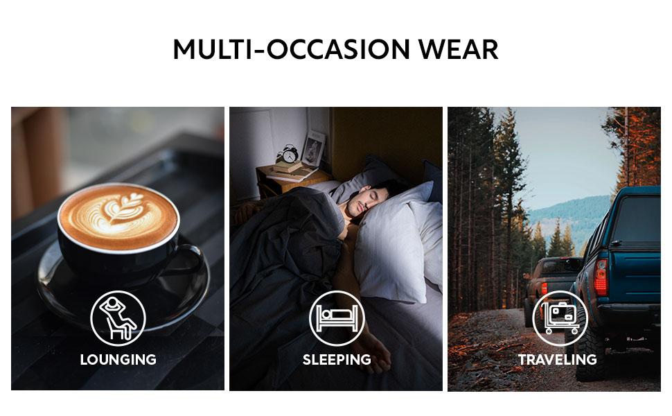 Multi-occasion wear