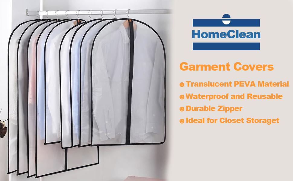 breathable garment storage bag