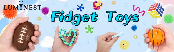 cheap fidget pack