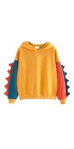 Dinosaur Hoodie Sweatshirts