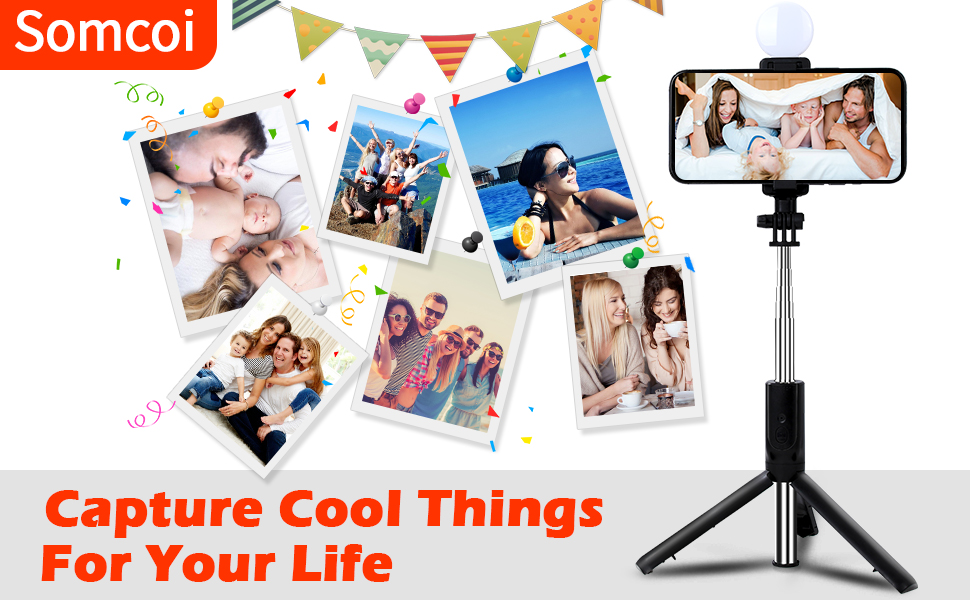 Capture Cool Things For Your Life